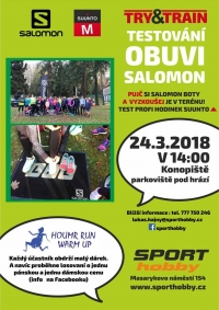 24.3.2018 Warm up HOUMR RUN